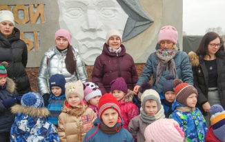 Юные патриоты Озерного