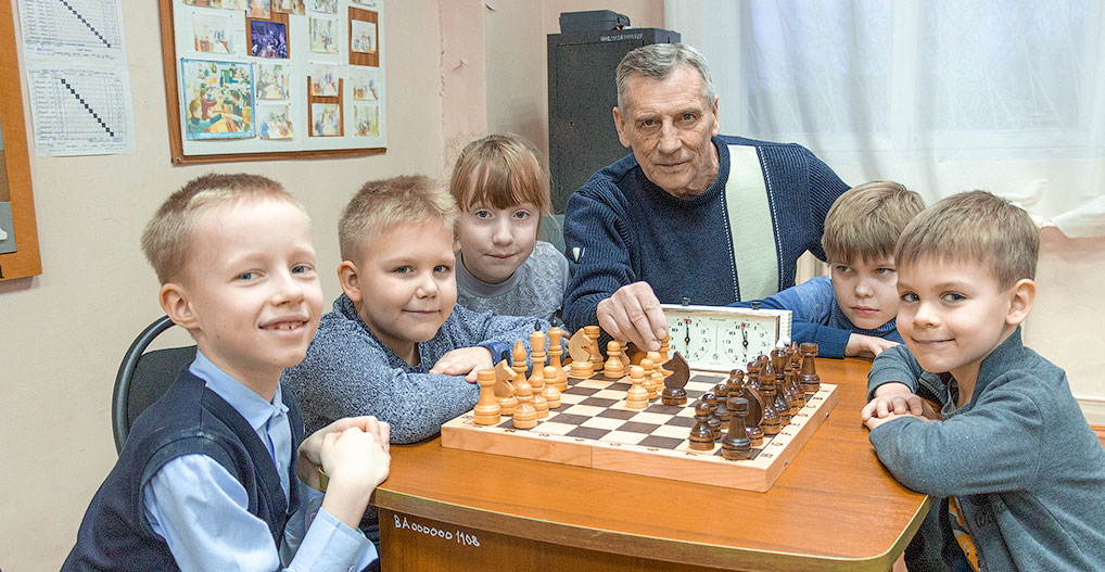 В мире шахмат и легенд