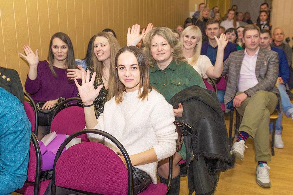 Спустя 15 лет. Счастливые выпускники 2005 года, школа №1.