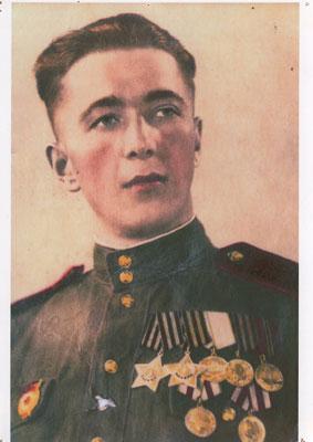 Иван Михайлович Коростелев.