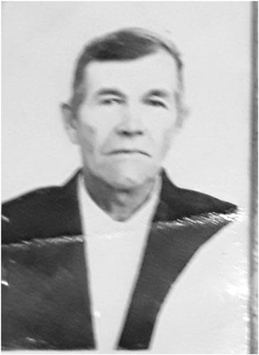 Боевой путь моего деда
