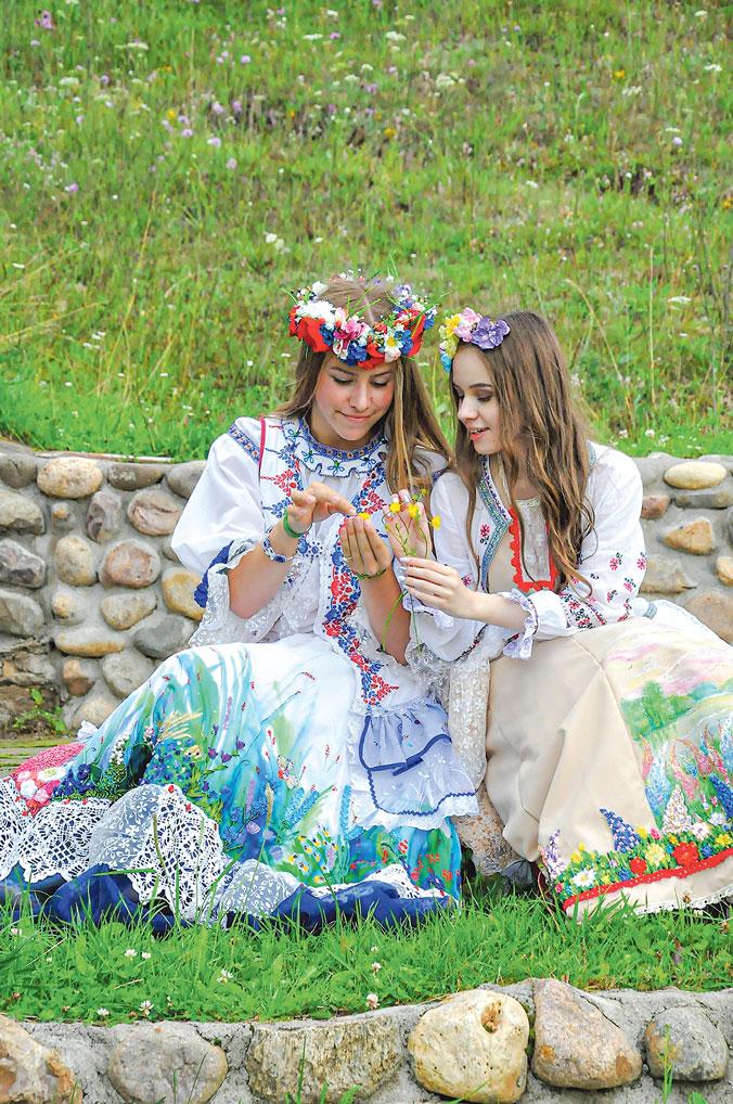 "Мария Сыч. ""Русские красавицы""."