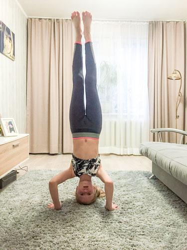 Элина Смольянинова.