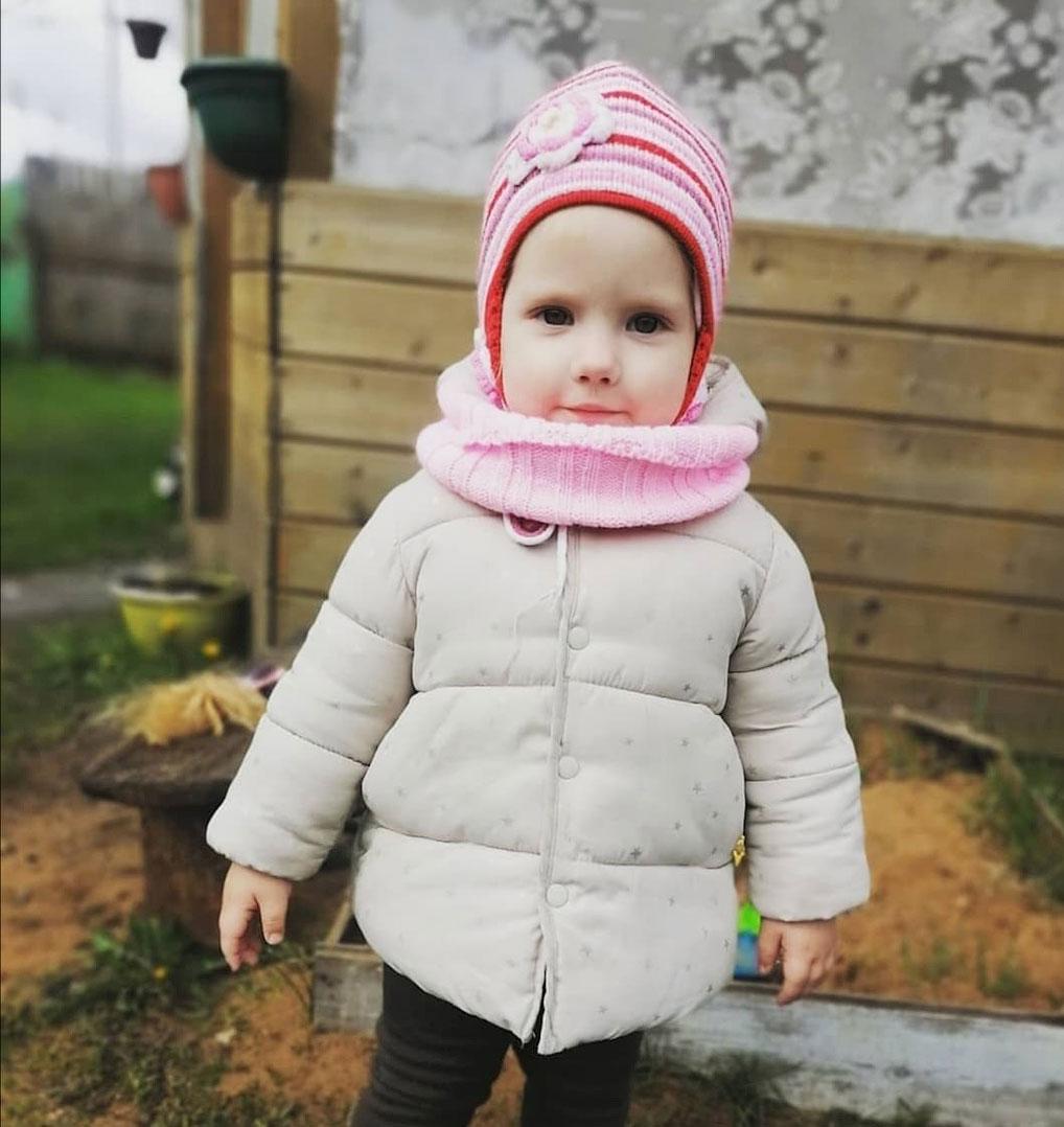 """Автор: Татьяна Макарова. """"Наша маленькая милашка Ульяна""""."""