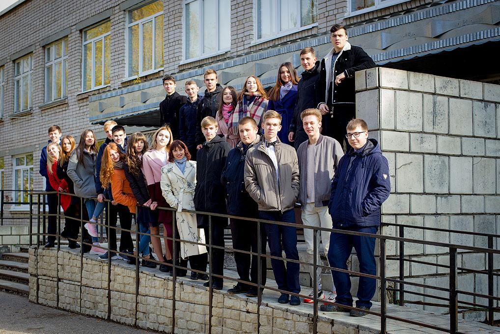 Выпускники-2020 школы №2.