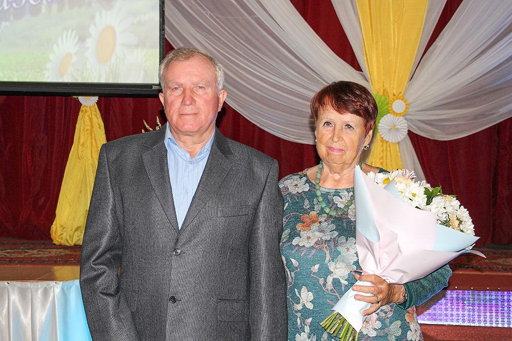 Анатолий Иванович и Раиса Васильевна Ивановы.