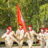 Армия и Юнармия вместе!