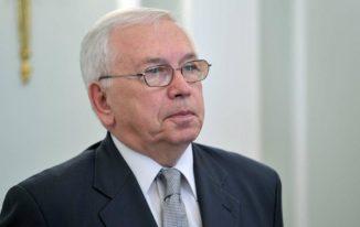 Поздравление с Новым годом Сенатора Российской Федерации В.П. Лукина