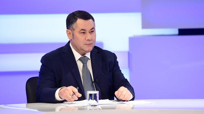 В 2021 году в Тверской области начнётся строительство ключевого газопровода Ржев – Нелидово – Западная Двина — Торопец