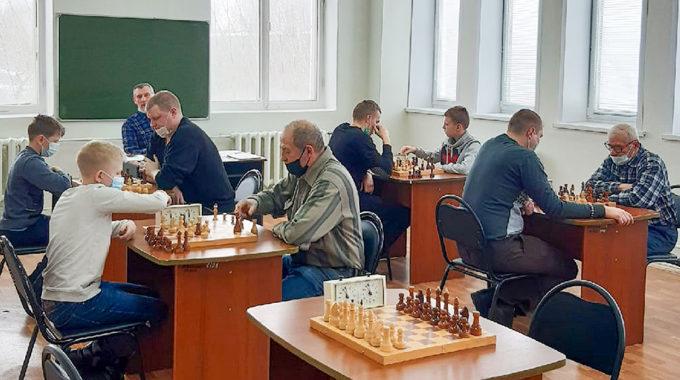Борьба на шахматной доске
