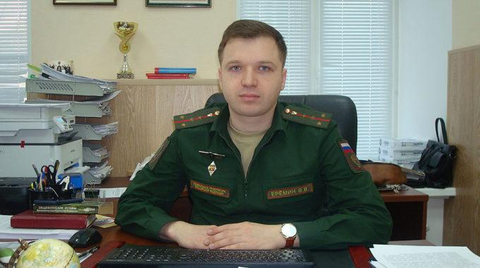 Выступление Военного комиссара Тверской области полковника Янина И.В. в СМИ