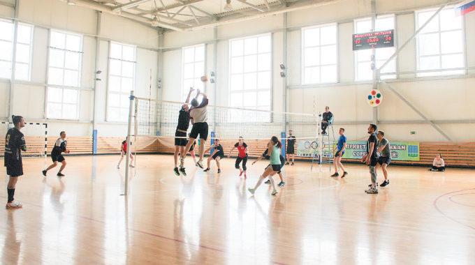 Бронза волейбола — у озерчан