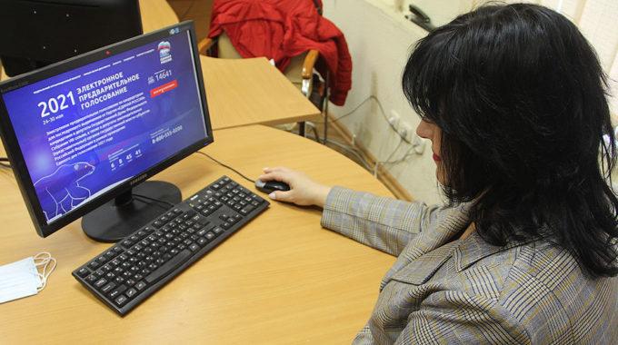 В Тверской области на предварительном голосовании «Единой России» онлайн проголосовали более 8 тысяч человек