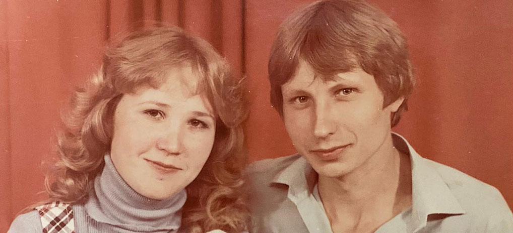 Владимир Петрович и Наталья Александровна Панарины: - Какие бы ни были трудные времена, всегда верить, что именно вместе вы справитесь со всеми проблемами, а не по одиночке!