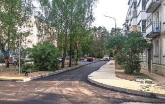 Тротуаров и парковок  станет больше